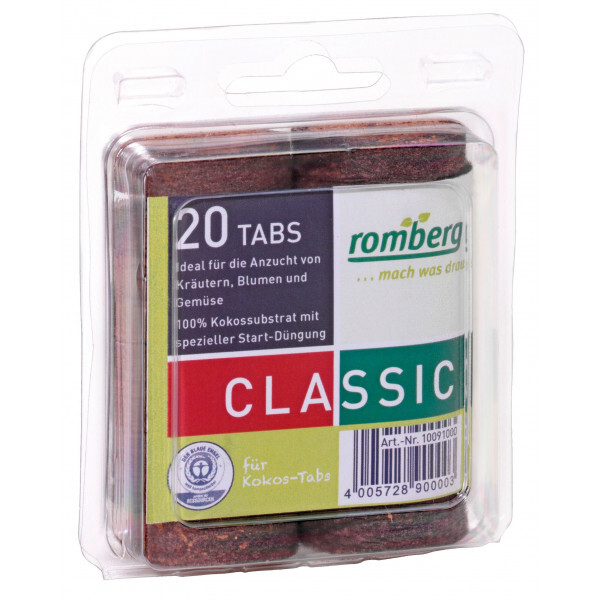 Romberg - 20 pastilles de coco