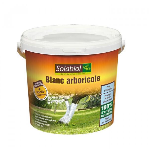 Solabiol - Blanc arboricole