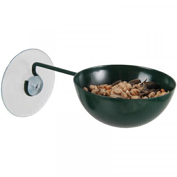Best for birds - Coupe mangeoire à ventouse pour oiseaux
