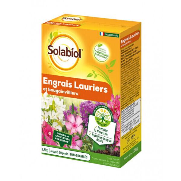 Solabiol - Engrais lauriers et bougainvilliers