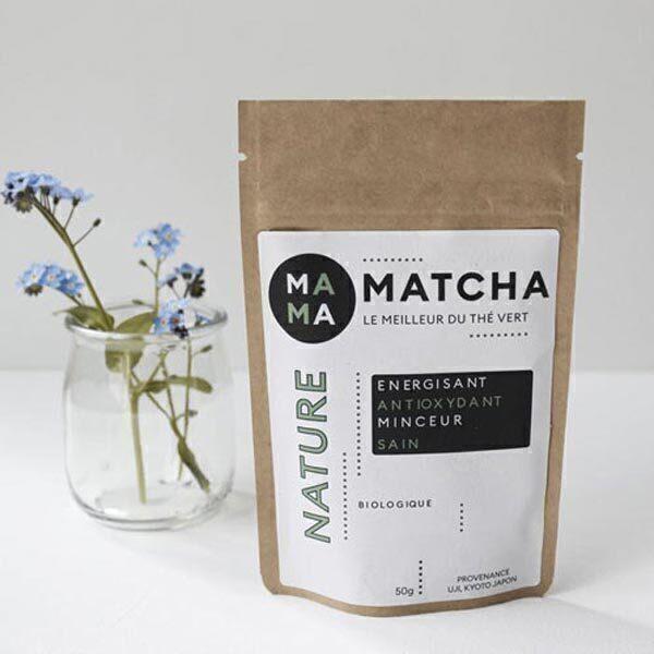 Mama Matcha - Thé matcha premium biologique
