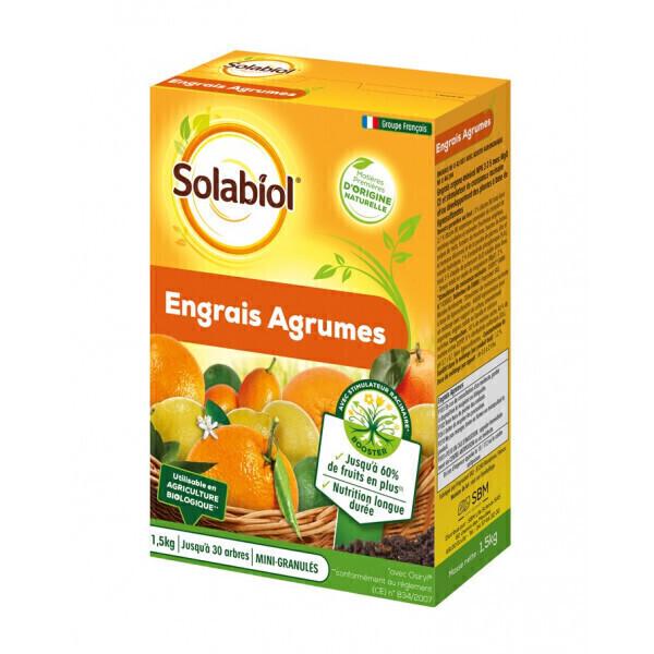 Solabiol - Engrais agrumes
