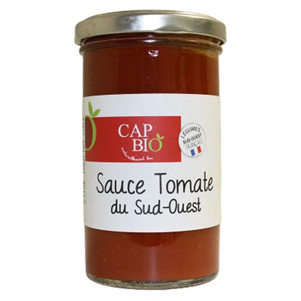 Cap Bio - Sauce Tomate BIO Origine Sud Ouest