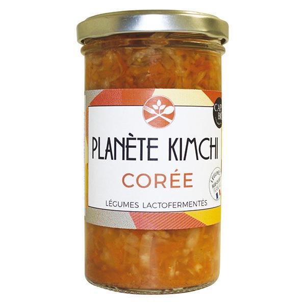 Cap Bio - Planète Kimchi Corée