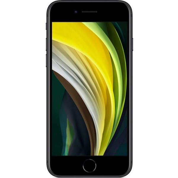 Apple - iPhone SE (2020) 64Go Noir - Comme neuf