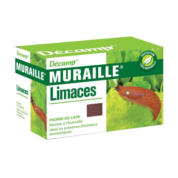 Décamp' - Anti-limaces Pierre de lave