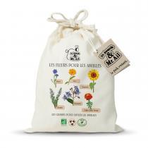 Dr. Jonquille & Mr. Ail - Kit de graines bio - Les fleurs pour les abeilles