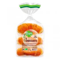 Bien Pâtisserie - Croissants x 6 240g
