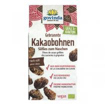 GOVINDA - Fèves de cacao caramélisées 100g
