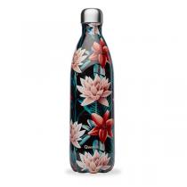 Qwetch - Bouteille isotherme inox Tropical 1L