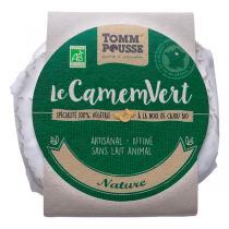 Tomm'Pousse - Le Camemvert nature 120g
