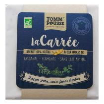 Tomm'Pousse - Le Carré végétal façon fêta aux fines herbes 170g
