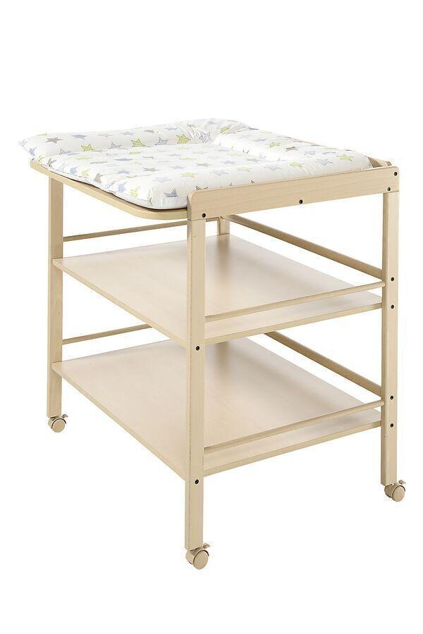 Geuther - Table à langer Clarissa 71.7 x 56.3 x 91.5 cm naturel