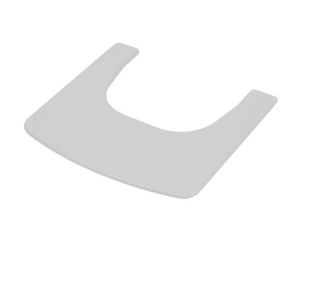 Geuther - Tablette pour chaise haute Syt gris clair