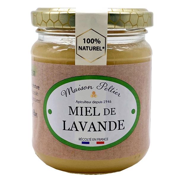 Le Manoir des Abeilles - Miel de Lavande de France 250G BIO