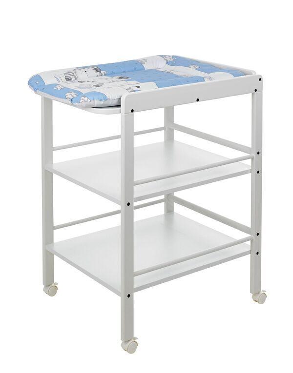 Geuther - Table à langer Clarissa 71.7 x 56.3 x 91.5 cm blanc