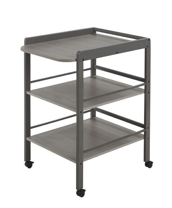 Geuther - Table à langer Clarissa 71.7 x 56.3 x 91.5 cm gris