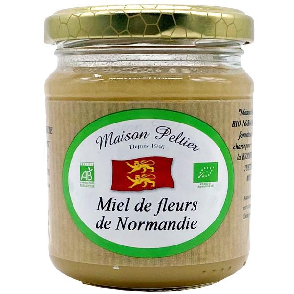 Le Manoir des Abeilles - Miel de Normandie 250G BIO