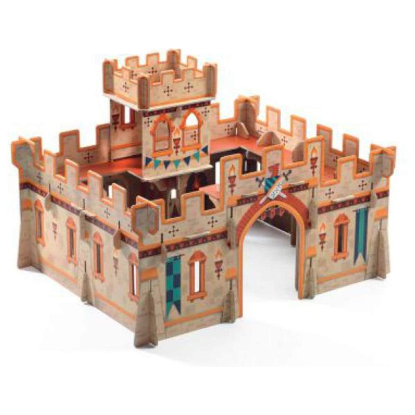 Djeco - Pop to play - Chateau medieval