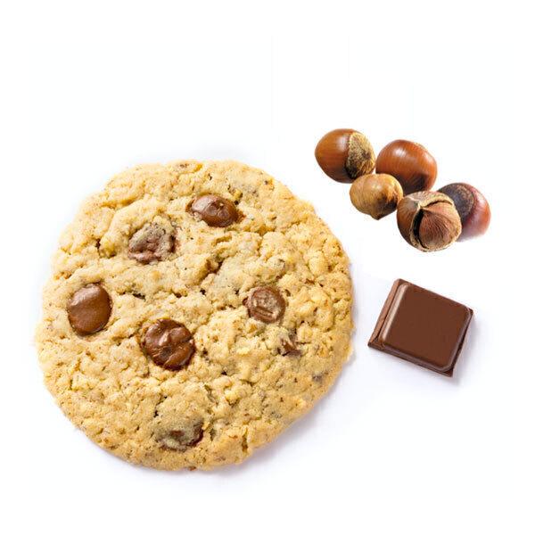 La Fabrique Cookies - Cookie au chocolat noir et aux noisettes 75g