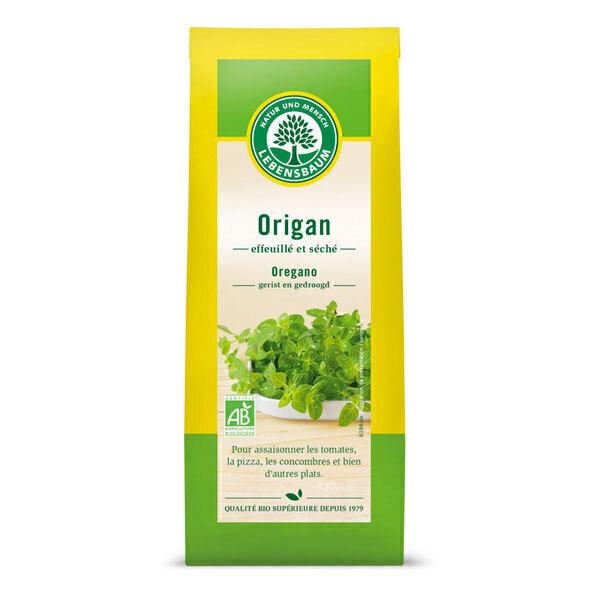 Lebensbaum - Origan effeuillé et séché 15g