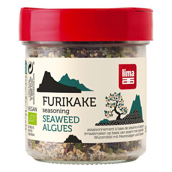 Lima - Furikake sésame et algues 50g