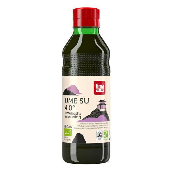 Lima - Ume Su, vinaigre de prune umeboshi 250ml