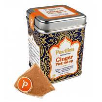 Pavilion - Tisane / infusion ayurvédique bio au gingembre et aux épices i