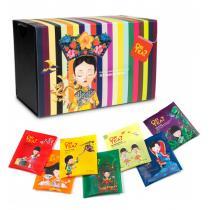 "Or Tea ? - Coffret Cadeau ""Rainbow Box"" 20 sachets Thés & Tisanes - Or Tea"