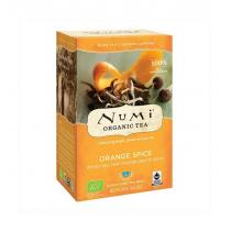 Numi - Thé Blanc à l'Orange et aux épices Bio - 18 sachets - Numi Tea