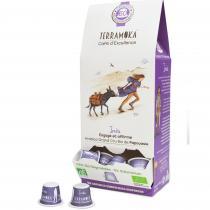 Terramoka - Inès x60 capsules biodégradable type Nespresso®
