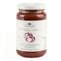Saveurs de Tosca - Sauce tomate italienne épicée biologique Brezzo - 350 gr