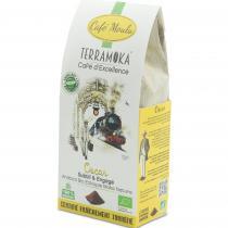Terramoka - Café Bio Moulu Oscar - 100% Arabica d'Ethiopie