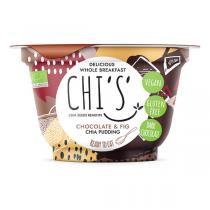 Chi's bio - Pudding de chia, chocolat et figue 200g