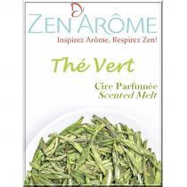 """Zen' Arôme - Pastilles de cire parfumée, senteur """"Thé Vert"""" par Zen'Arôme"""