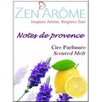 """Zen' Arôme - Pastilles de cire parfumée, senteur """"Notes de Provence"""" par Zen'"""