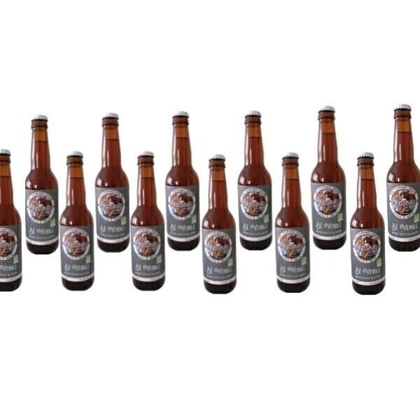 Vinaccus - Triple Bé verole - 12 bouteilles de 33cl
