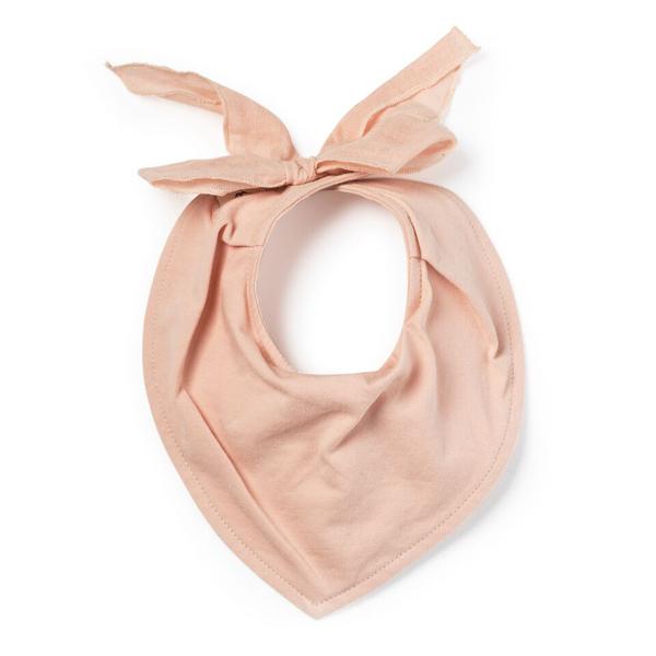 Elodie Détails - Bavoir bandana avec noeud