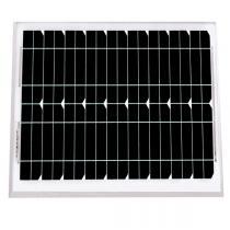 Uniteck - Panneau solaire monocristallin Unisun 10W - 12V