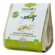Terramoka - 16 dosettes Senseo® - Arabica et Robusta Bio