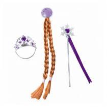 Party Pro - Set accessoire princesse ana violet