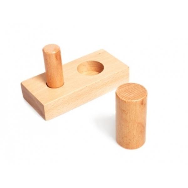 MontessoriSamuserAutrement - Encastrement deux cylindres
