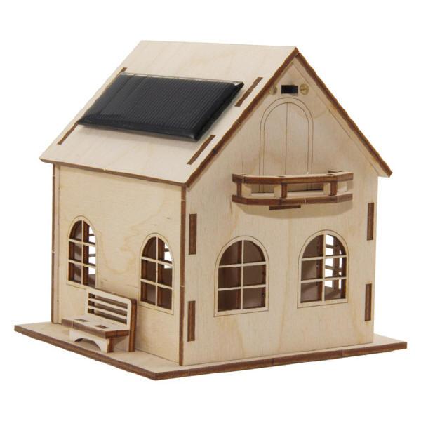 Sol-expert - Kit maison solaire en bois