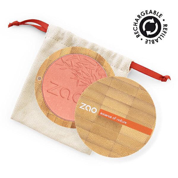 Zao MakeUp - Fard à joues 327 Rose Corail ZAO