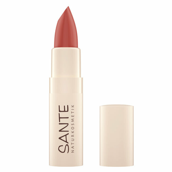 Sante Naturkosmetik - Rouge à Lèvres Hydratant n°1 Rose Pink 4,5g