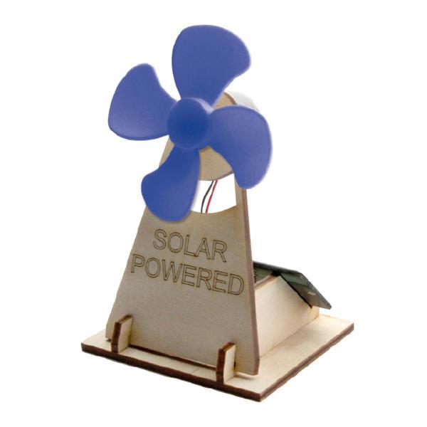 Sol-expert - Kit initiation : mini ventilateur solaire