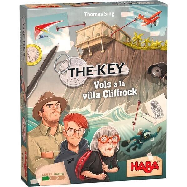 Haba - The Key - Vols A La Villa Cliffrock