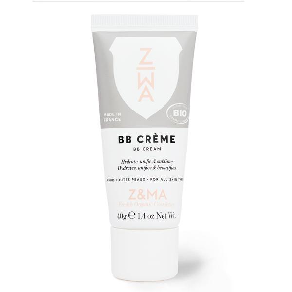 Z&MA - BB Crème bio 40g - Hydrate, unifie & sublime