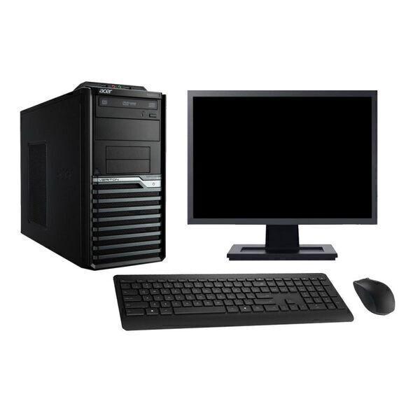 "Acer - Acer M4630G 22""  i3-4130 RAM 16Go HDD 250Go W10 - comme neuf"