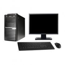 "Acer - Acer M2610G 27"" Intel G630 RAM 4Go SSD 960Go W10 - comme neuf"